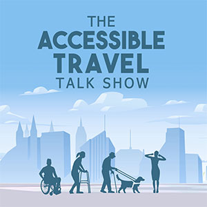The Accessible Travel Talk Show Podcast cover art
