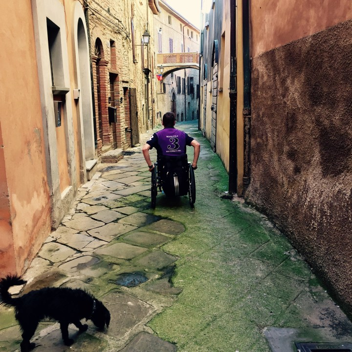 Travels with a Wheelchair – Italy