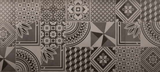 My Favourite Patterned Wall Tiles