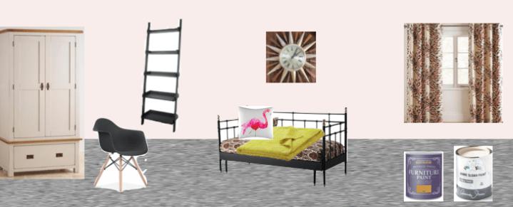 A Cosy & Calm Bedroom Moodboard