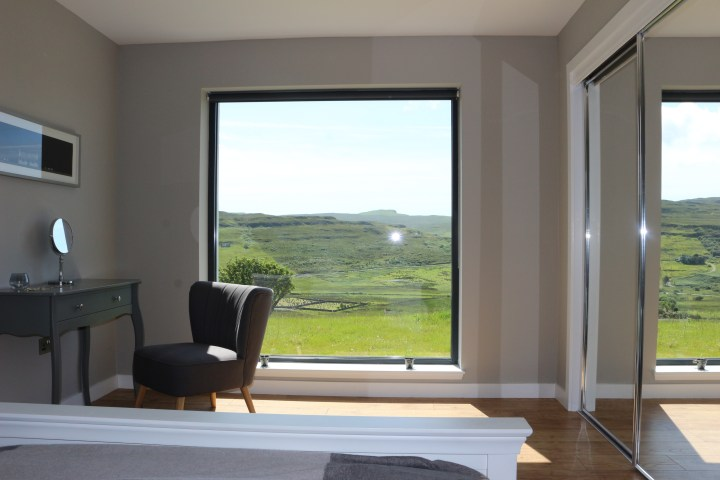 An #InclusiveChic, accessible and stylish Holiday rental in Skye