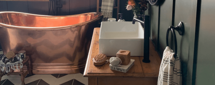 Alternative and Unusual Wheelchair Accessible Bathroom Vanities and Sinks