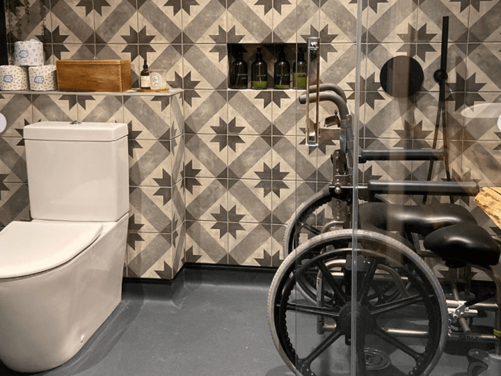 My Top Three Accessible Shower Seat Designs