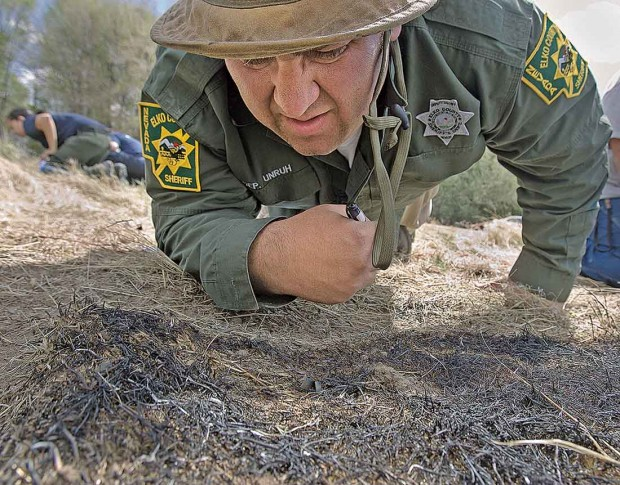 Burning Questions: course teaches how to investigate a fire