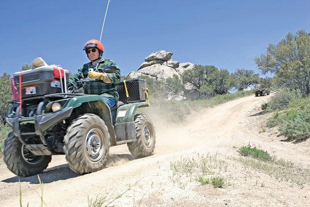 New law requires off-road vehicles to register