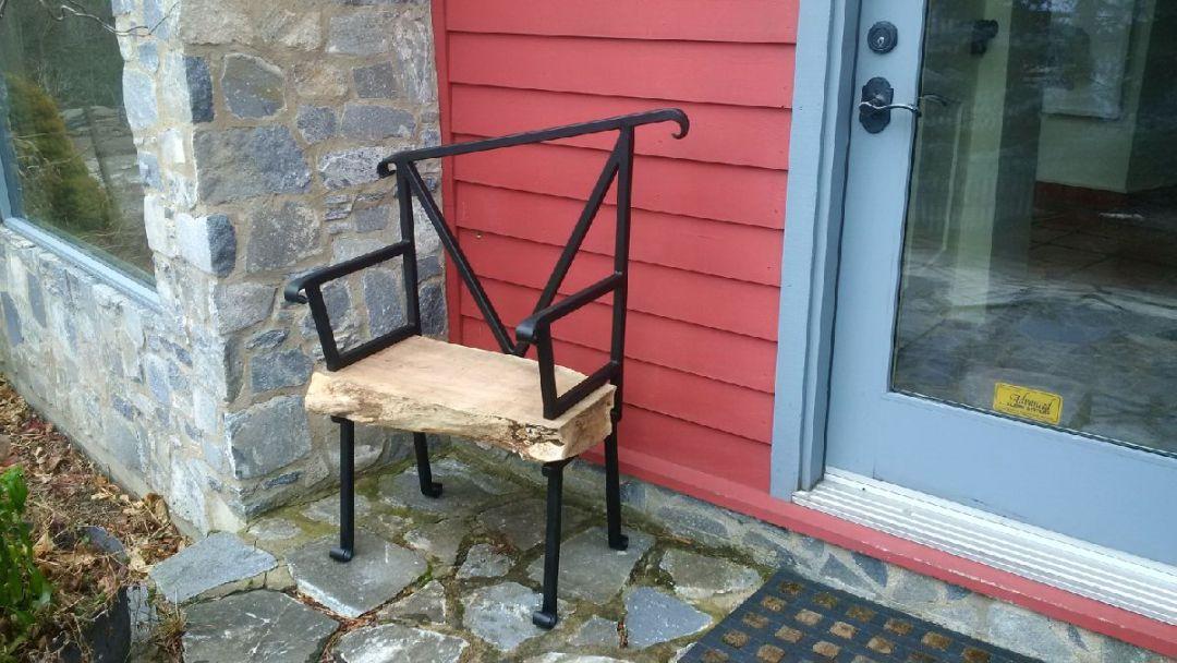 Sugar Maple Chair