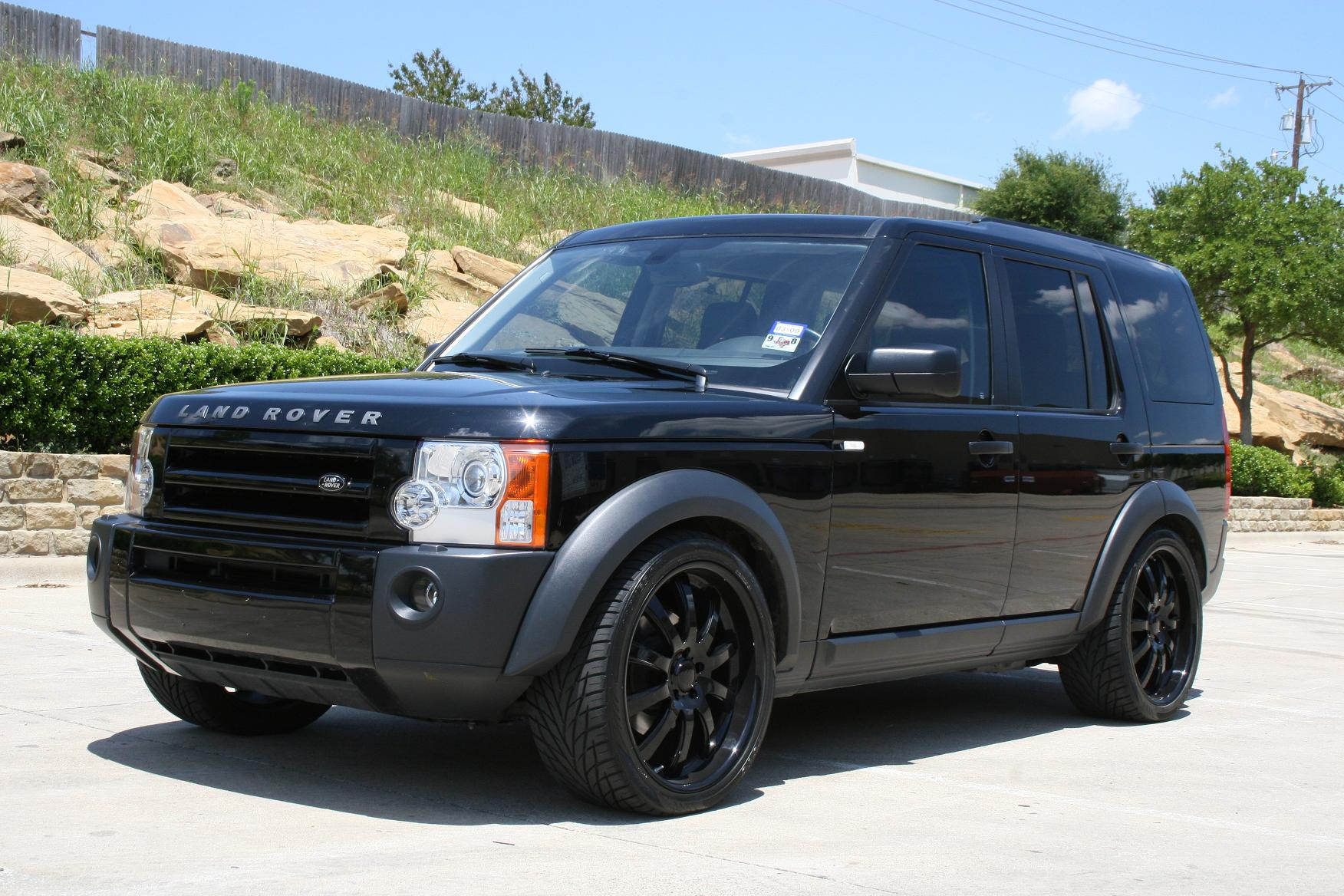 """LR3 pics with 22"""" Deluxe Design D10"""