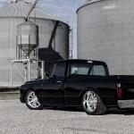 Modulare Wheels 1969 Chevrolet C10 Pickup 20 Modulare M21 Brushed 6speedonline Porsche Forum And Luxury Car Resource
