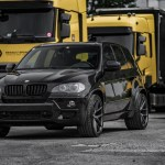 Bmw X5 E70 Black Z Performance Zp 09 Wheel Front
