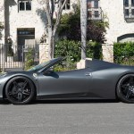 Ferrari 458 Grey Forgiato F2 10 Wheel Front