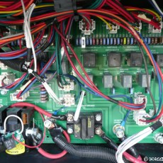 Cat Electronics…wires, fuses and claws