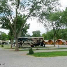 RV Park Rating – KOA Grand Junction (Grand Junction, CO)