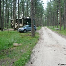 NF Campground Rating – Comanche Park (Custer, SD)