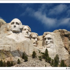Mount Rushmore, SD – US Patroitism with a touch of Danish