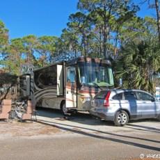 SP Campground Review – St. Joseph Peninsula State Park, Cape San Blas, FL