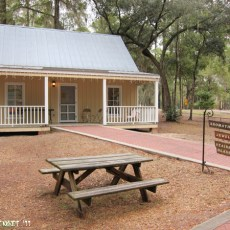 SP Campground Review – Stephen Foster Folk Culture Center, White Springs, FL