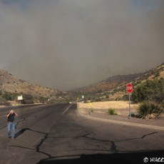 Updates & Thoughts on the Fort Davis Fire
