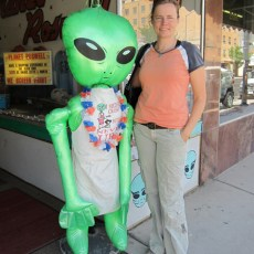 Going Extraterrestrial in Roswell, NM