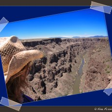 The Great River of the North – Rio Grande Gorge, NM
