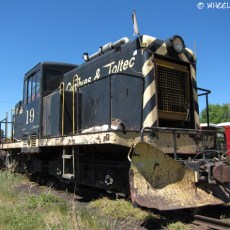 Vision of a Mountain Railroad – Cumbres and Toltec Scenic Railroad NM, CO