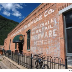 Mountain Chic – Telluride, CO