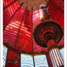 The Red Beacon Of The River – Umpqua Lighthouse, Winchester Bay, OR
