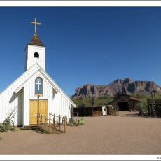 Spirits & Gold In The Superstition Mountains