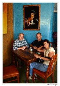 With Jil & Tom at the Velvet Elvis