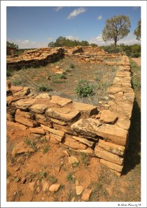 More Mule Canyon Ruins