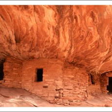Crazy Utah Weather & Cliff Dwellings On The Trail Of the Ancients