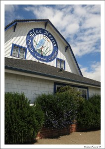 The Blue Heron Cheese Shop