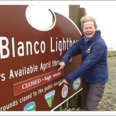 Stormy Goodbye's! A Wild Adieu To Cape Blanco, OR