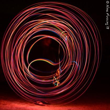 Twirls!