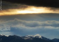 Wild clouds in the Pyrenees