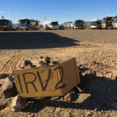 "Making ""Firsts"" At Quartzsite, AZ (& Announcing a Meet-Up On 23rd!)"