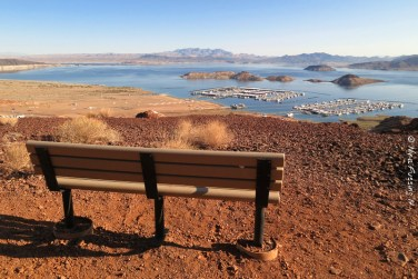 A place to sit and gawk