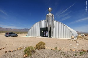 The Extraterrestrial Research Institute...yeah, baby!