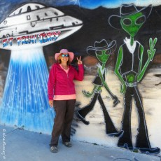 Contact On The Extraterrestrial Highway!