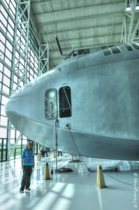 I saw here, I totally did! The Spruce Goose