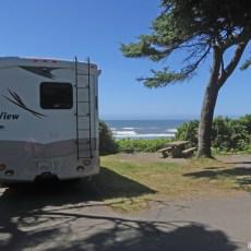 NF Campground Review – Kalaloch Beach, WA
