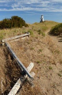 Approach to the lighthouse