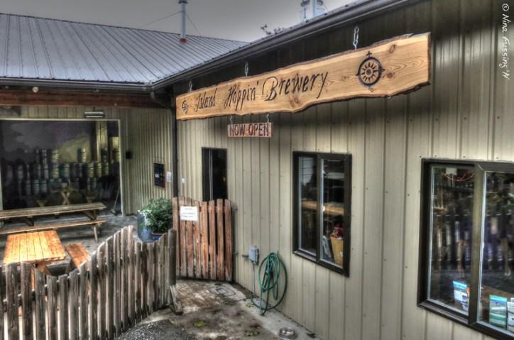 Yup, a real Island Brewery