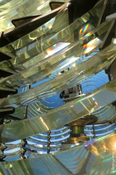 Peering up from below the catadiotropic prisms