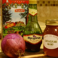 Tasty RV Eats -> Super Easy Pickled Onions