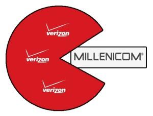 Verizon has taken over all of Millenicom's customers