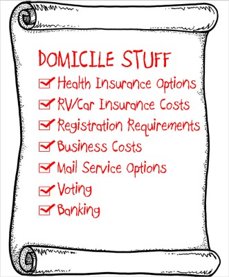 Health-care is only one of many things you should think about when looking at domicile choice