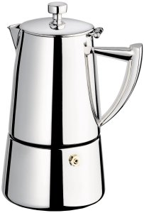 We LOVE our stove-top espresso maker