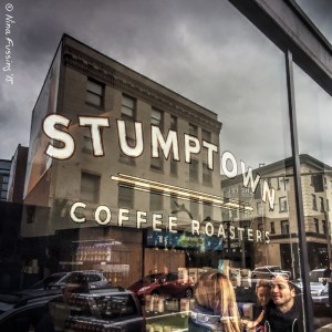 Stumptown is oh so good