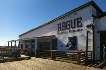 The Rogue Brewery at Pier 39
