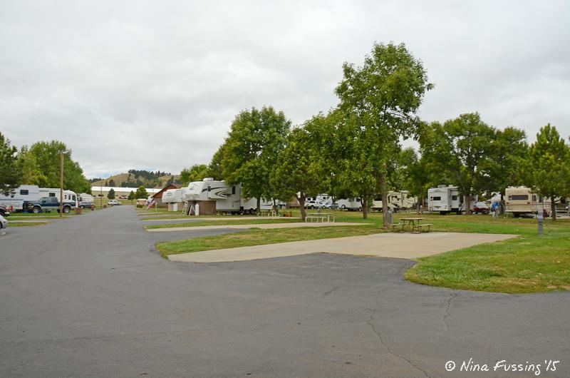 Rv Park Review Hart Ranch Rv Resort Rapid City Sd